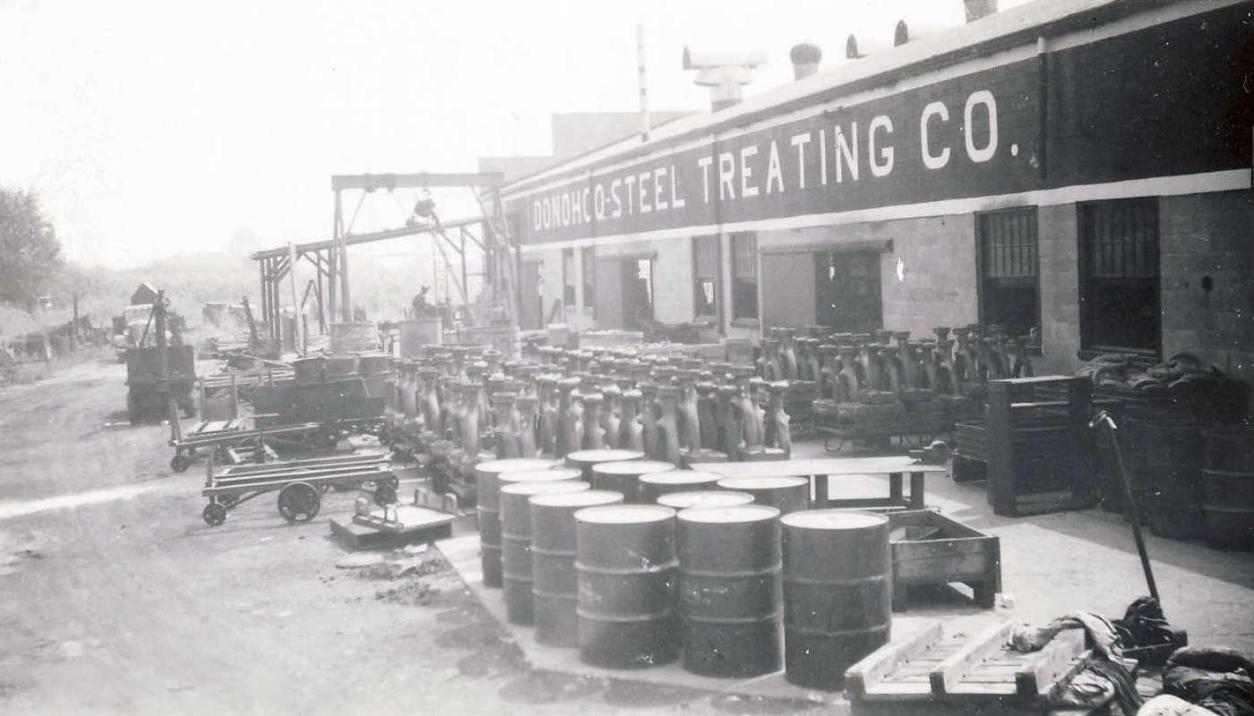 Quality commercial heat treating since 1946