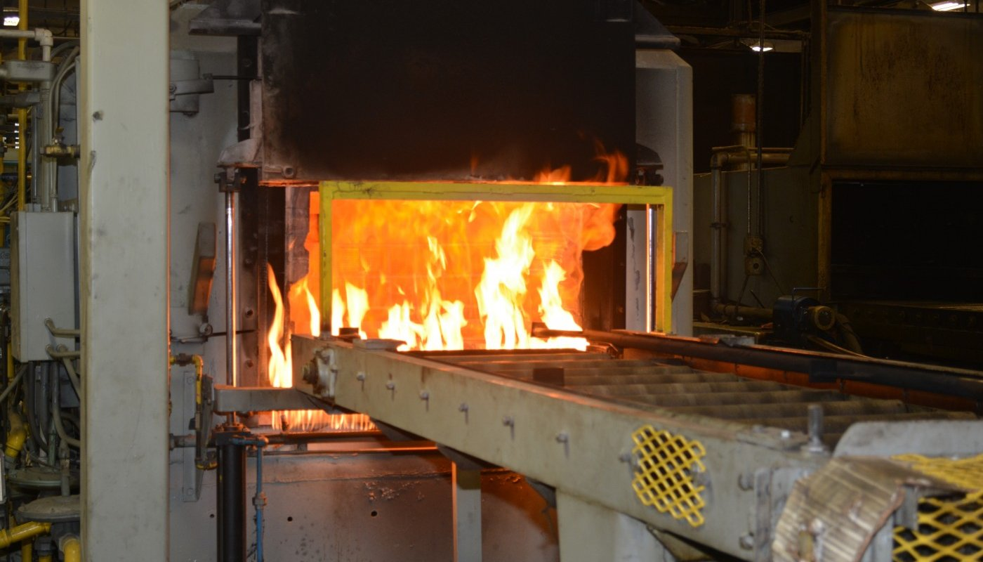 ANNEALING/NORMALIZING